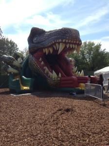 Dinoslide!